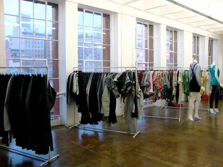 T&A Showroom | California Apparel News