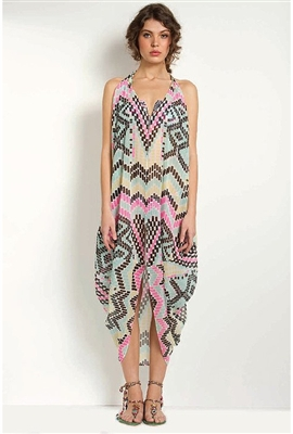 Obsession of the Day: Mara's Poncho Dress