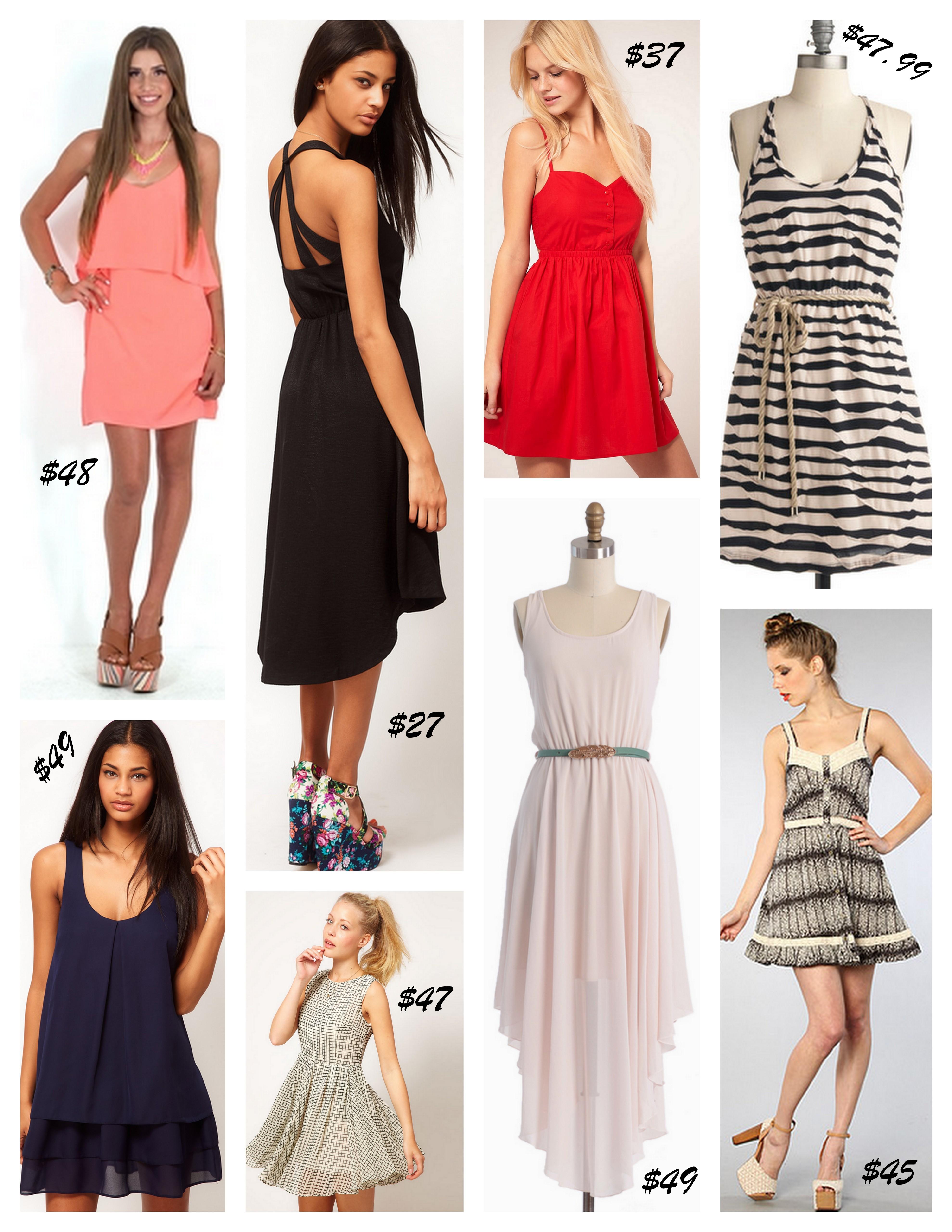 a6d7a37fc7ce Little Summer Dresses ...
