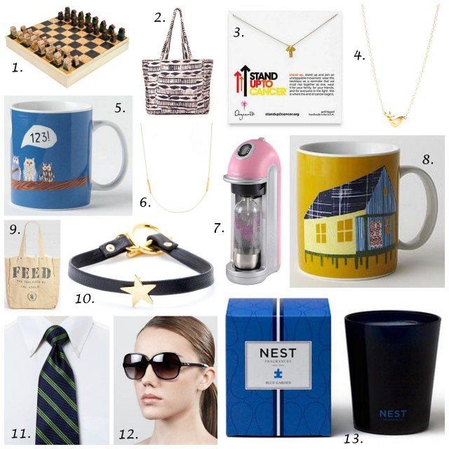 holidays gift guide charity gifts, gifts that give