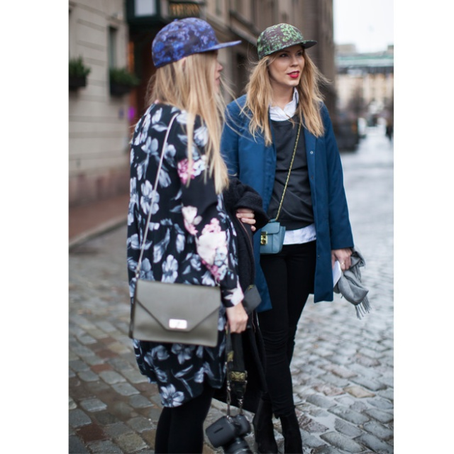 floral street style 2013