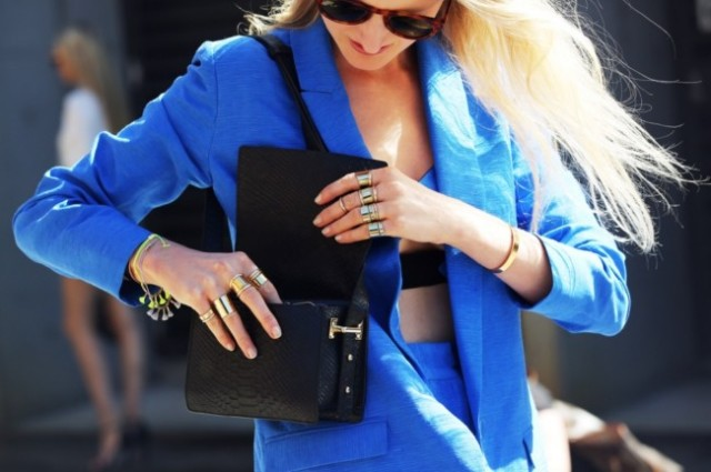 candice lake vogue australia gold rings dress inspiration ALL THINGS MAJOR