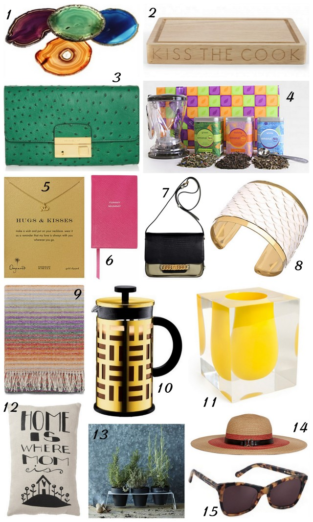 mothers' day 2013 gift guide ALL THINGS MAJOR