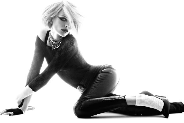 Edita Vilkeviciute by Alexi Lubomirski (Sound Check - Vogue Germany May 2013) 3