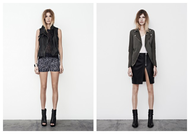 all saints spring 2013 lookbook 2 ALL THINGS MAJOR