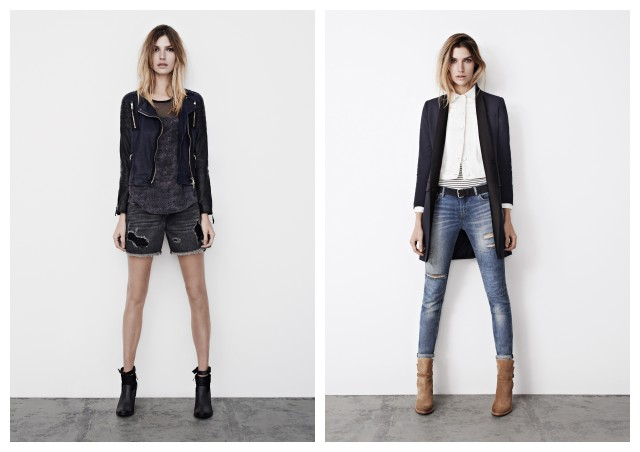 all saints spring 2013 lookbook 5 ALL THINGS MAJOR