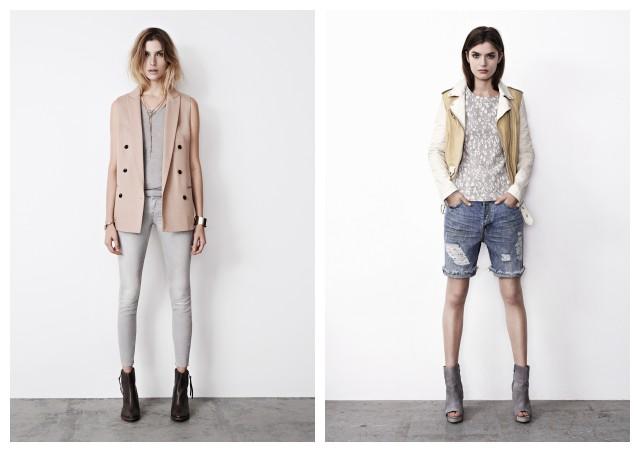 ALL SAINTS SPRING 2013 LOOKBOOK ALL THINGS