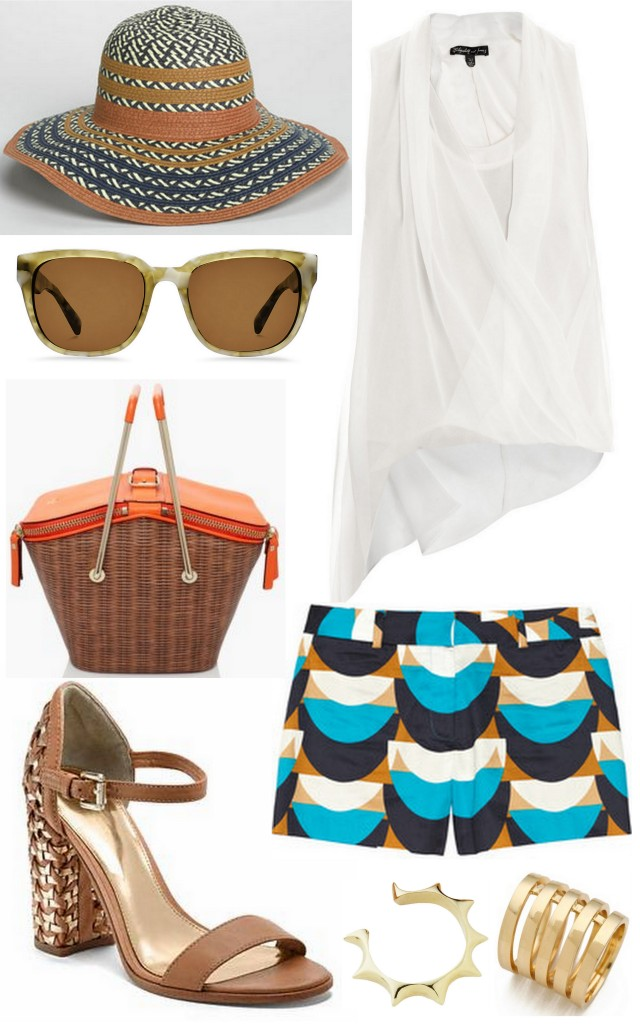 picnic at the park outfit ALL THINGS MAJOR Spring/Summer 2013