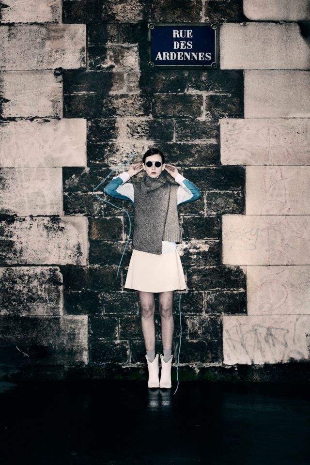 Tanya Chubko by Emilie Moysson (A Bold Affair - Numéro Thailand #6 May 2013)