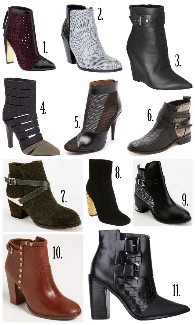 best of fall 2013 ankle boots all things major blog