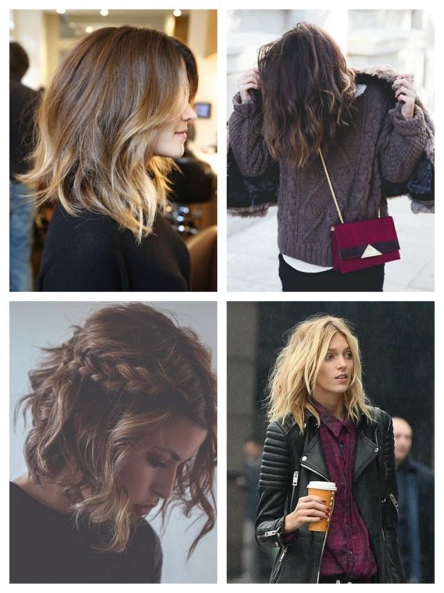 long bob hair style 2014