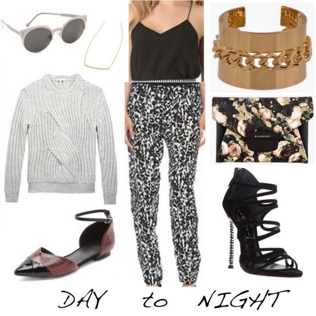 DAY TO NIGHT desk to dinner outfit of the day #ootd style fashion ALL THINGS MAJOR blog